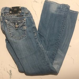 MissMe boot cut jeans
